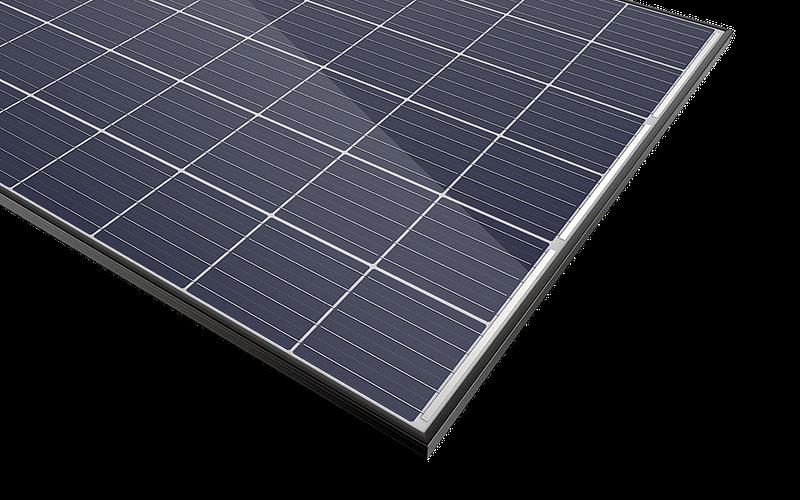 Placas solares industriales